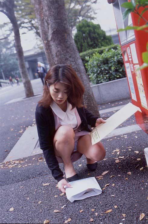 日本街头抓拍