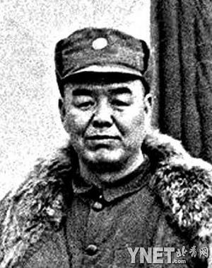 邓宝珊―――积极抗日的爱国将军(图)