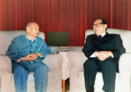 陈云李先念对抗邓 陈云晚年与邓
