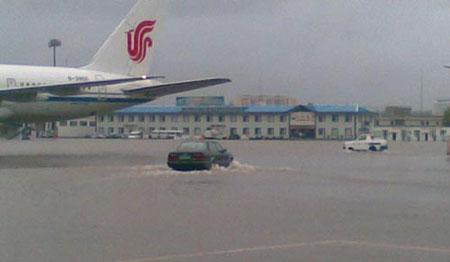 飞机 机场 450_262