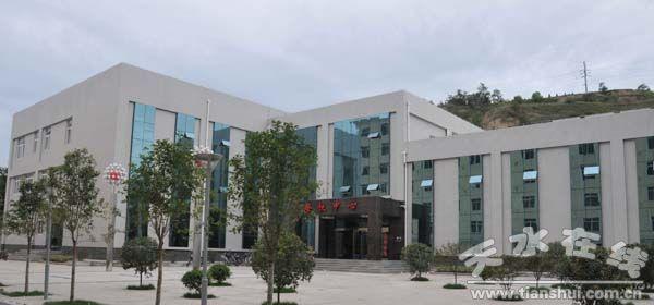 甘肃工业职业技术学院新建餐饮中心正式营业