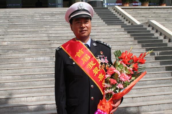 天水举行仪式欢迎缑西保、王洪超载誉归来(图
