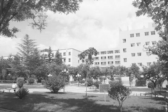 (美丽的校园)-写在甘肃机电职业技术学院成立之际
