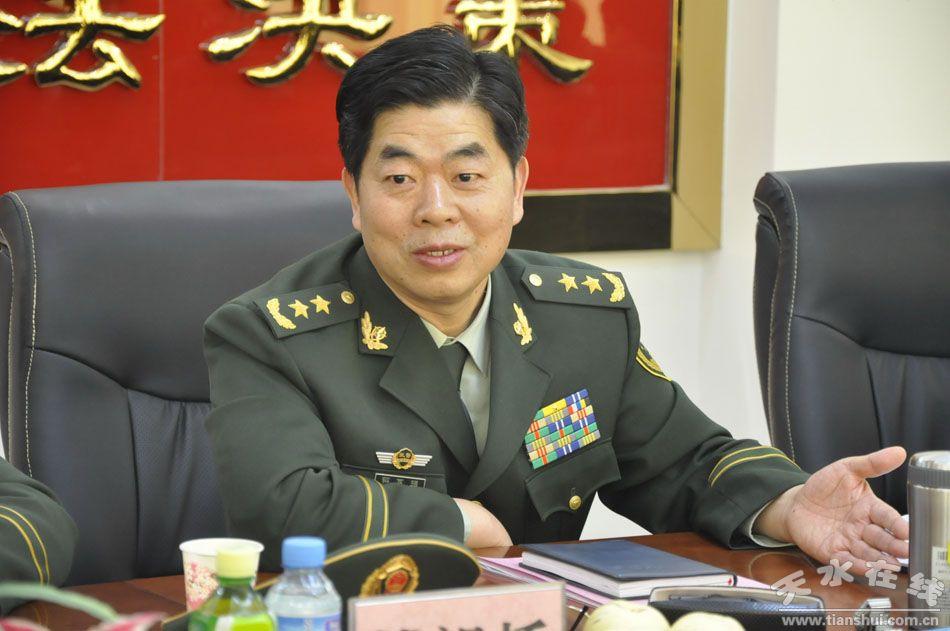 武警部队司令员是什么级图片 武警部队司令员进军委,武警部队司令员图片