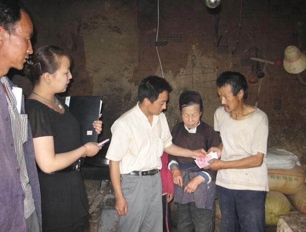 清水县贫困儿童救助网站参与人数日益增多
