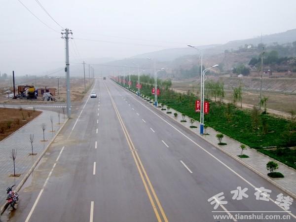 荔湾区芳村大道西道路结构示意图