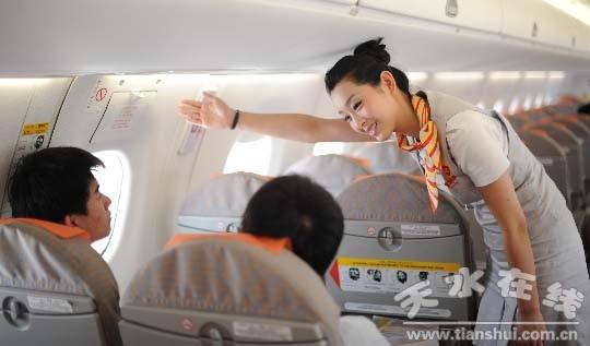 天津航空12月31日将开通西安=天水航线(组图)