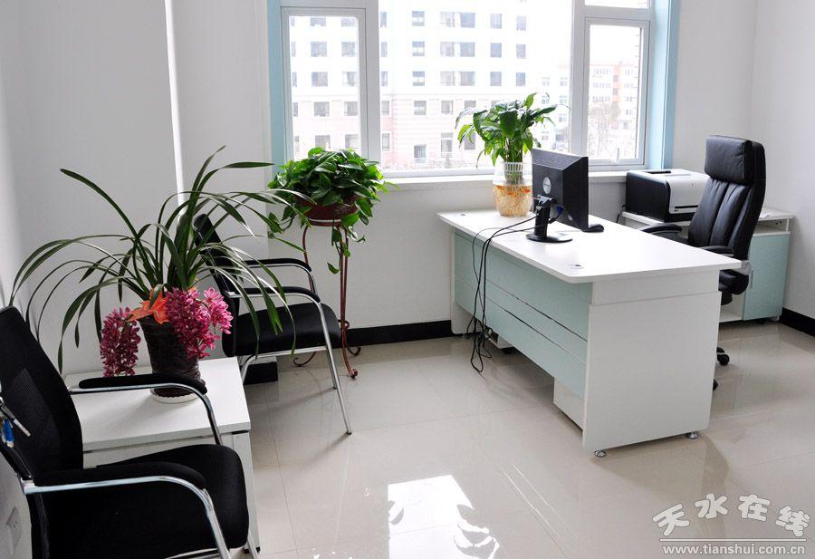 天水市第一人民医院新门急诊综合楼2月19日正