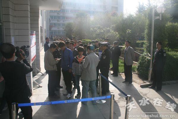 甘肃林业职业技术学院首次开展单独招生工作