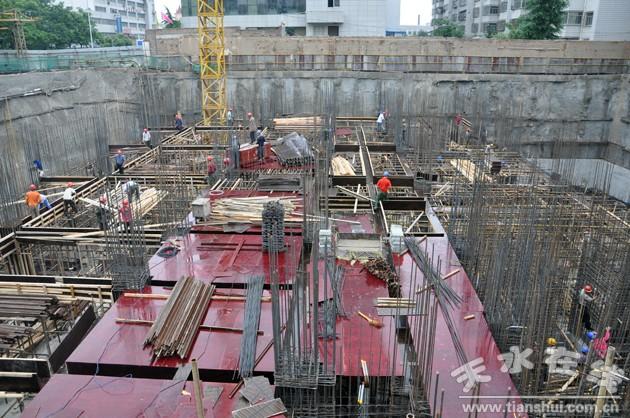 质量 (调研甘肃省第八建筑工程公司综合楼项目建设进展情况)