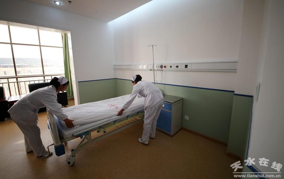 深圳市蛇口人民医院病房图片