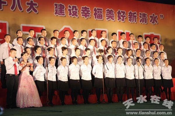 《到吴起镇》) (贾川乡大合唱《保卫黄河》,《四渡赤水出奇兵》) (丰
