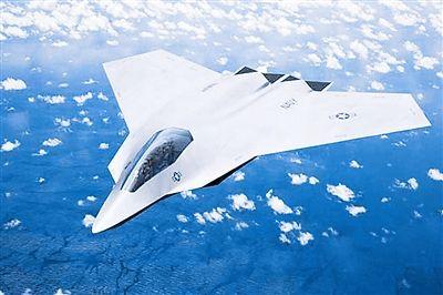中国 美国/原文配图:美国战机概念图