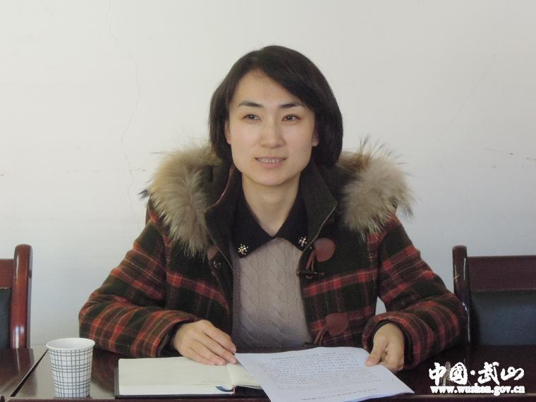 武山副县长唐玉芳深入沿安和杨河两乡调研(组图)