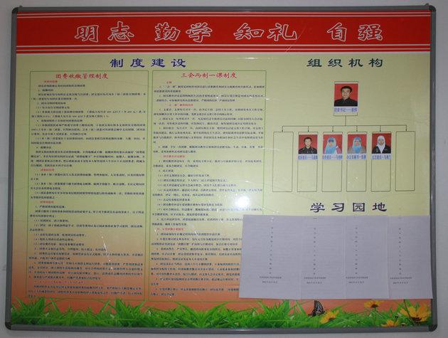 党建带团建制度_团市委书记王新强调研张家川县共青团工作(组图)--天水在线