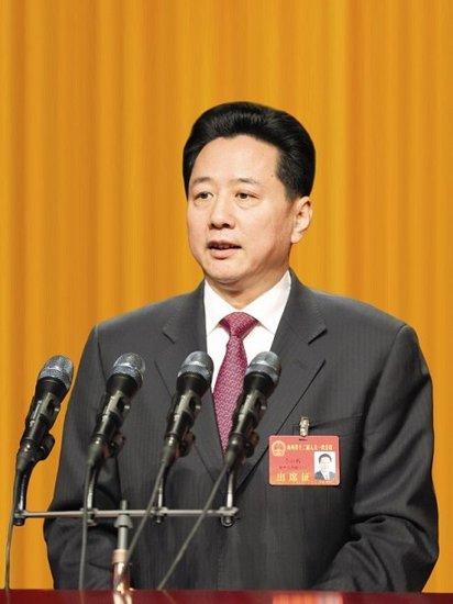 李小鹏当选山西省省长