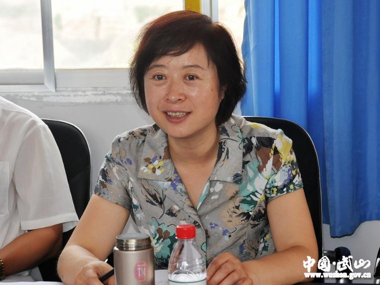 王海燕表示,甘肃中医学院将认真梳理采纳这次调研征集到的意见