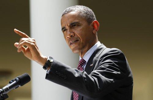 奥巴马上电视说服民众 白宫开足马力推销战争