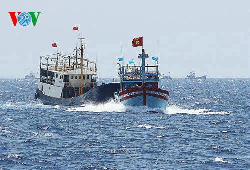 越南总理称南海争端已准备起诉中国 被迫时动