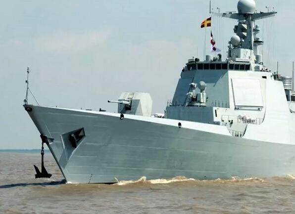 第一支近代化海军舰队