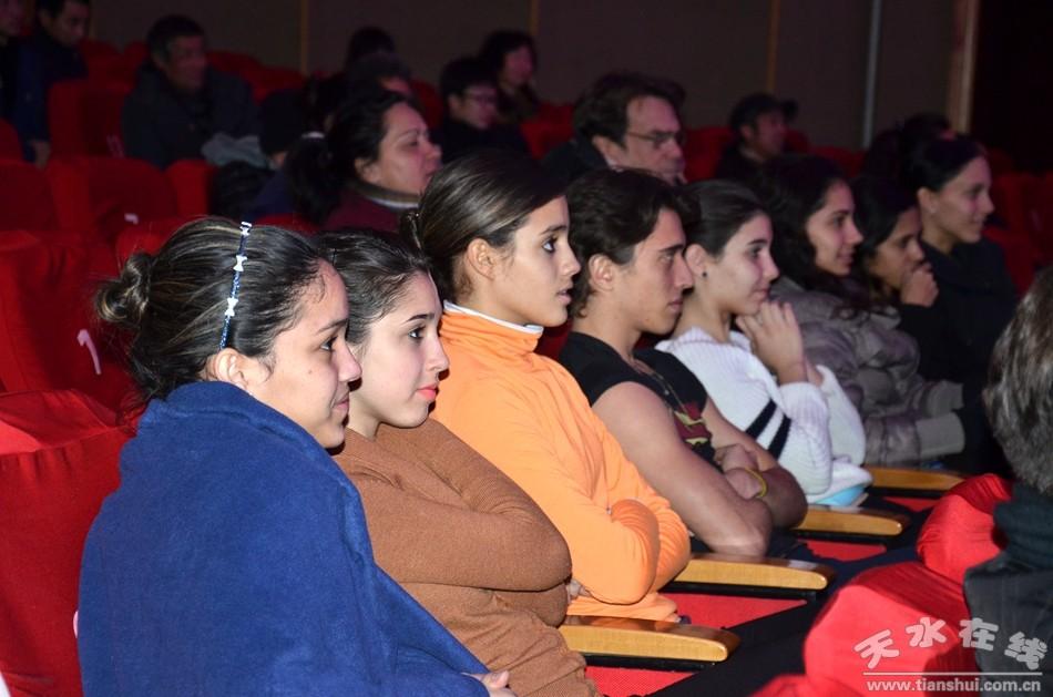 天水市歌舞团与古巴国家芭蕾舞团开展交流活动