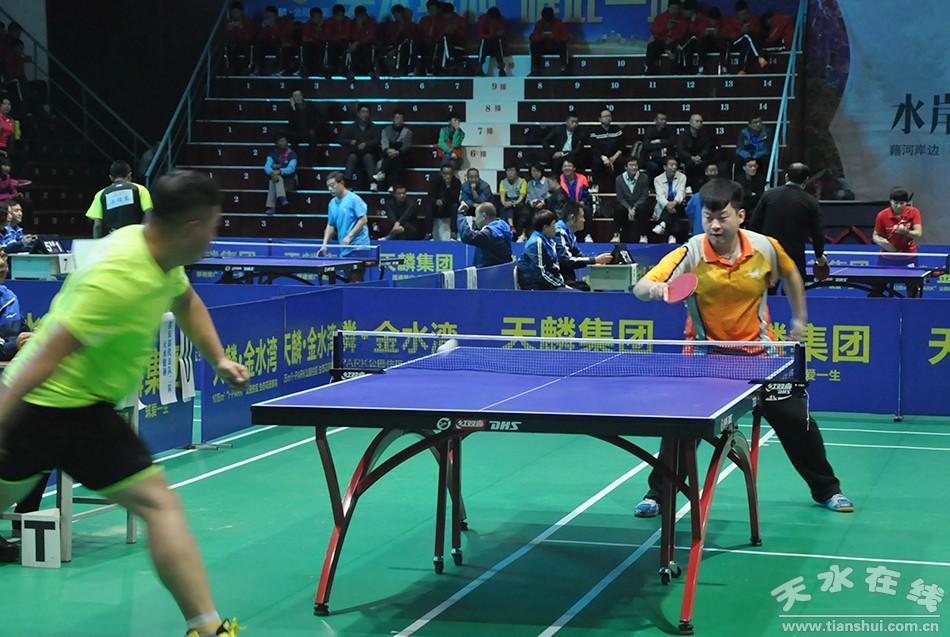 """天水市将举办""""桃花杯""""体育俱乐部乒乓球比赛"""