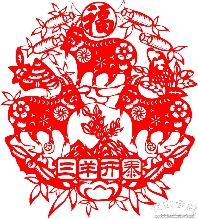 从辛店文化的尚羊情节探究中华祥福文化    辛店文化双勾纹彩陶罐   辛店文化是主要分布于甘肃中部与青海东部地区的青铜时代文化,时间上相当于中原地区的商到西周晚期。辛店文化的中心区域在洮河、大夏河流域及青海湟水流域,武山西部的马力、滩歌一带也发现有辛店文化遗存,其中滩歌万花寺遗址还曾出土了辛店文化典型器物羊角纹彩陶壶。双勾羊角纹是辛店文化最具代表性的纹饰,这反映出羊是辛店先民的图腾族徽。《说文》云:羊,祥也,祥,福也。善字之首为羊字,有吉、美之义,《说文段注》善神,谓之祥。可见