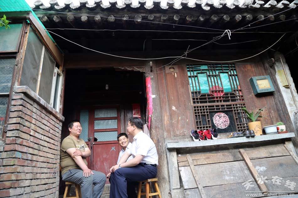 重庆时时彩手机app:天水烟火人间之二:青瓦如鳞(图)