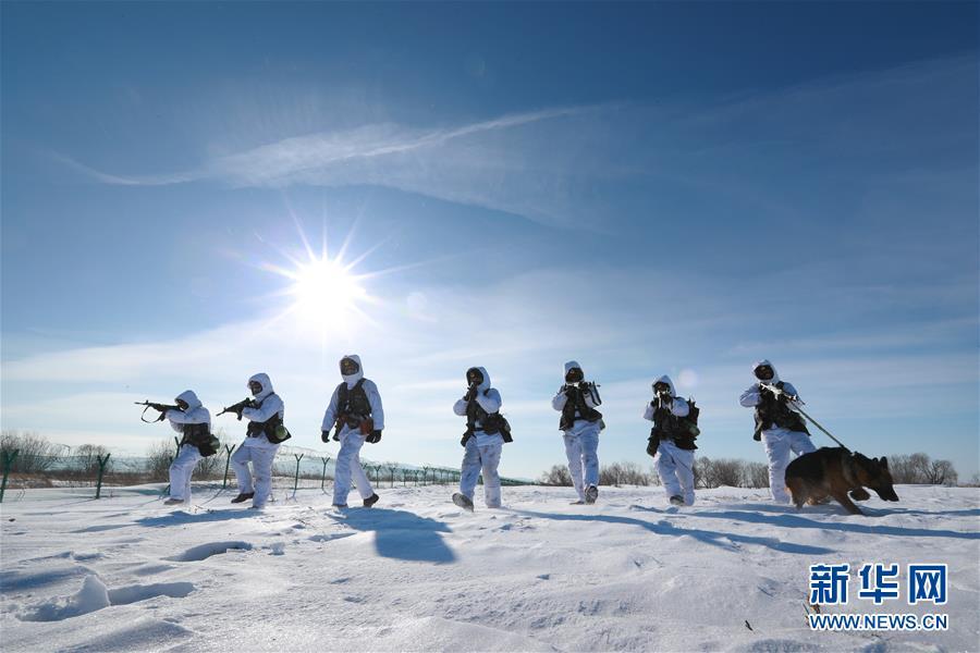 (新华全媒头条・图文互动)(3)我站立的地方是中国――新华社记者新春踏访中国边海防一线见闻录