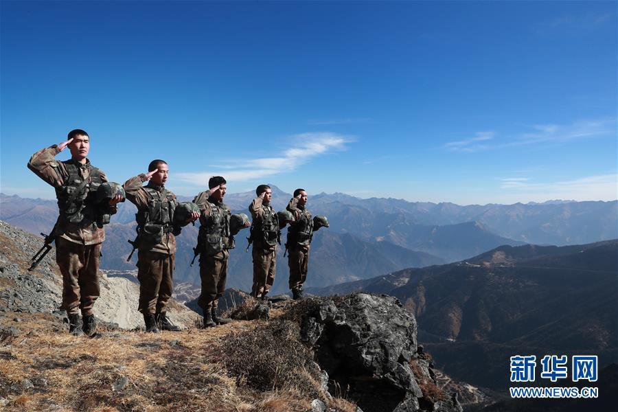 (新华全媒头条・图文互动)(5)我站立的地方是中国――新华社记者新春踏访中国边海防一线见闻录