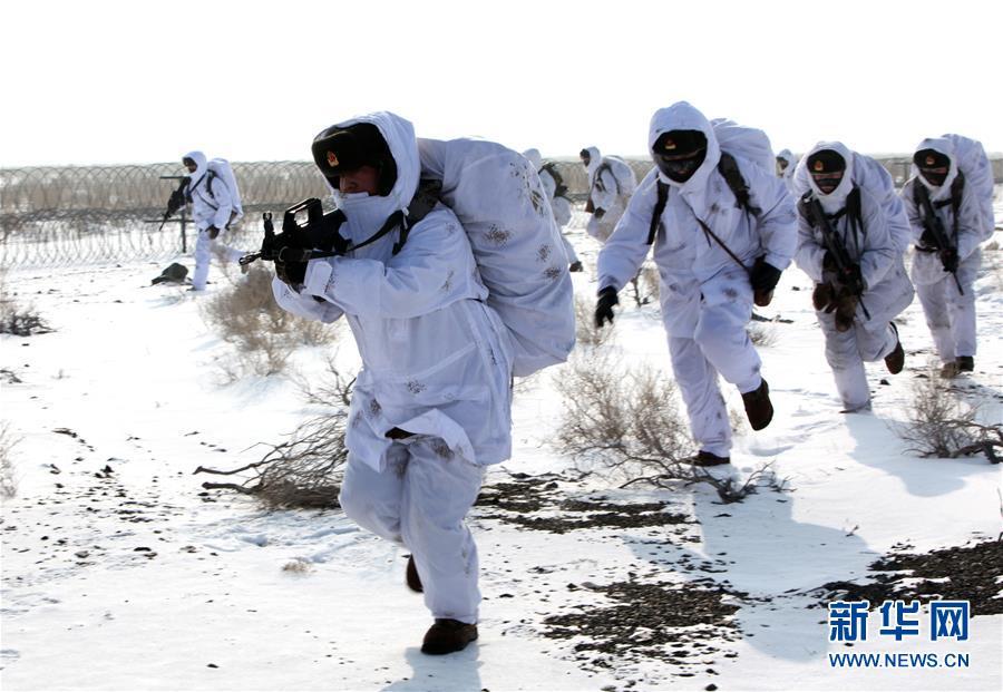 (新华全媒头条・图文互动)(8)我站立的地方是中国――新华社记者新春踏访中国边海防一线见闻录