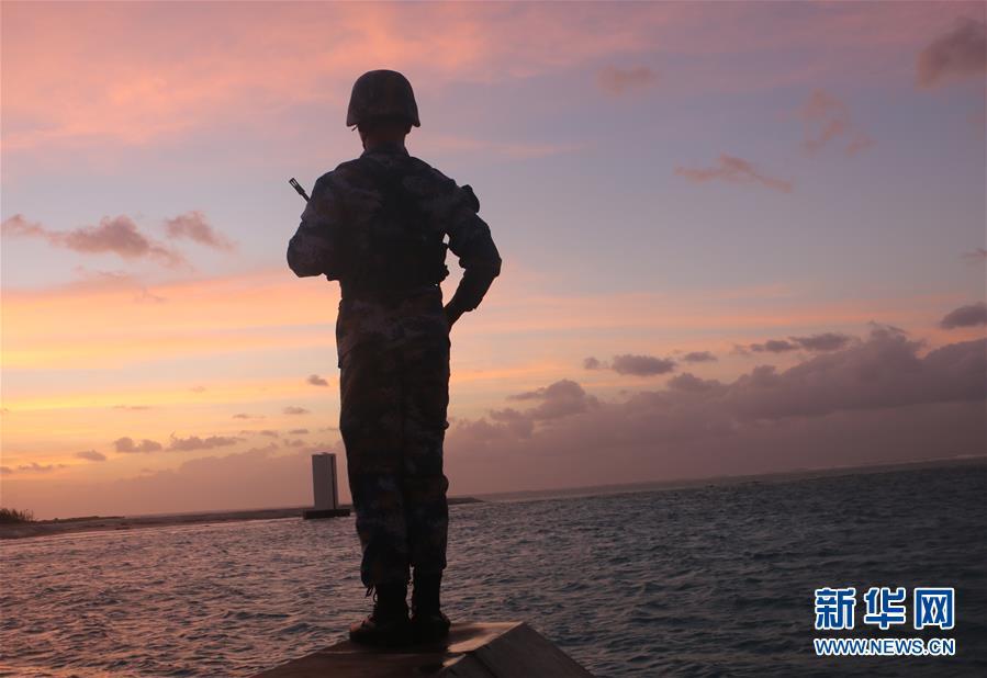 (新华全媒头条・图文互动)(11)我站立的地方是中国――新华社记者新春踏访中国边海防一线见闻录