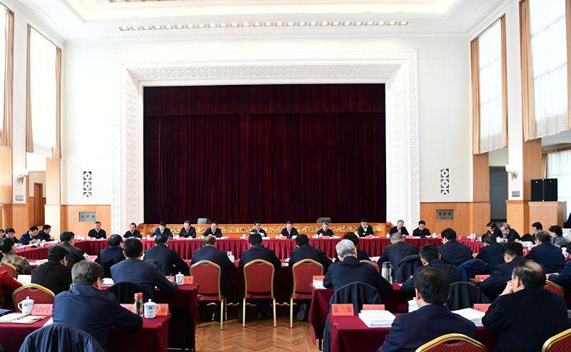 甘肃省脱贫攻坚领导小组召开2018年第十一次会议