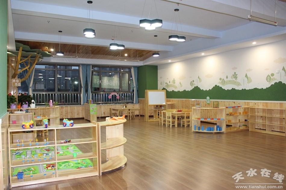 佳·水岸小镇伟才幼儿园:高档环境,高档教育的幼儿园已为您备好(图)