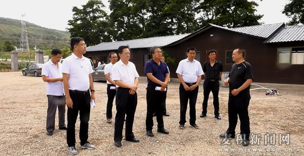 市常委會專題調研麥積區鄉村振興戰略實施情況