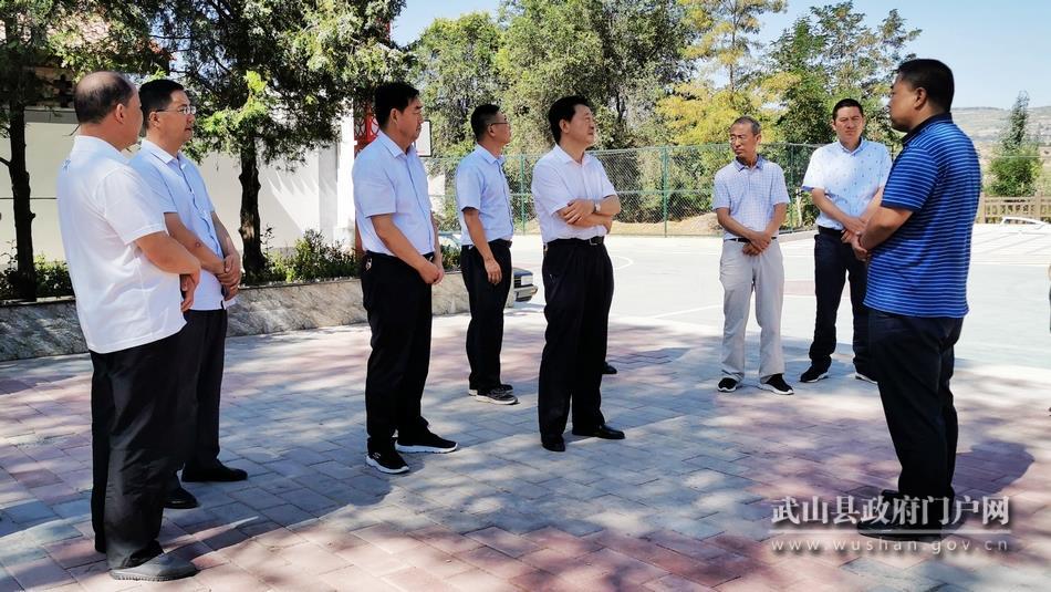市常委會專題調研武山縣鄉村振興戰略實施情況