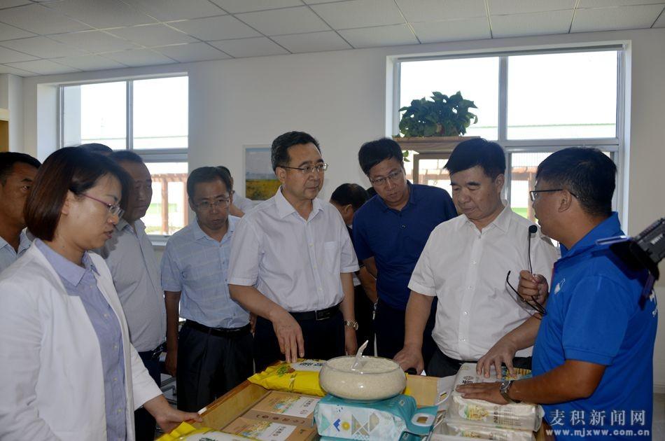 天水市麦积区旅游_张智明带队赴天津市西青区考察学习对接(图)--天水在线