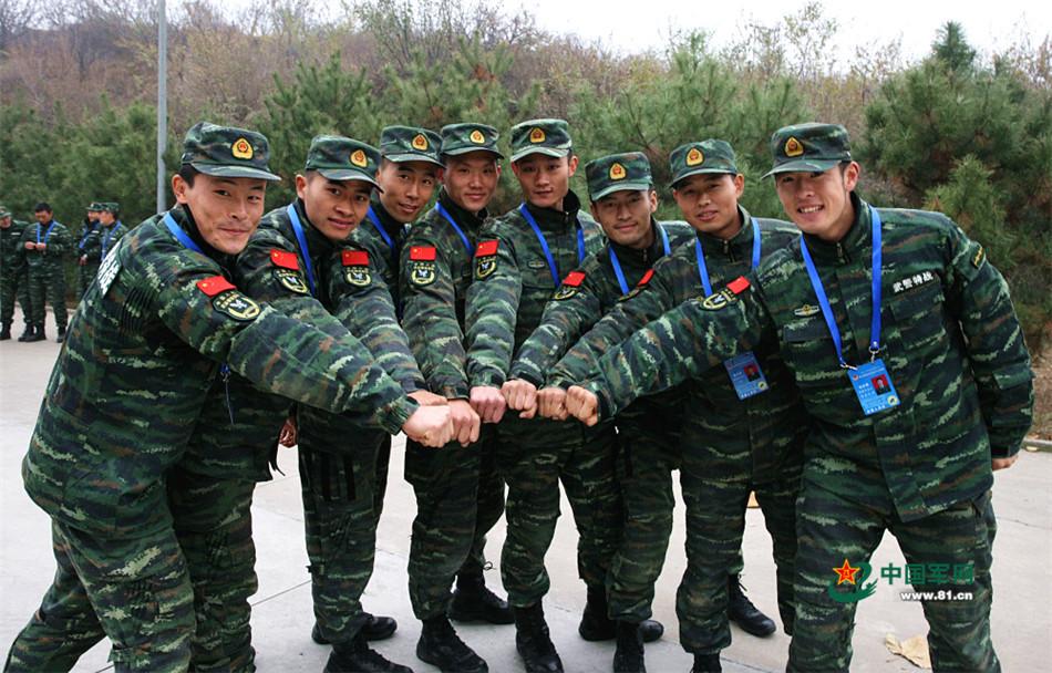 中国武警图片臂章